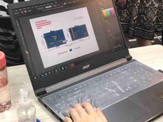 Illustrator平面設計課程02
